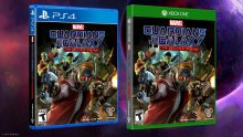 Marvel's Guardians of the Galaxy The Telltale Series Boite