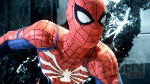 Marvel's Spider Man head