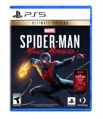 Marvel's Spider Man Miles Morales 16 09 2020 Ultimate Edition cover