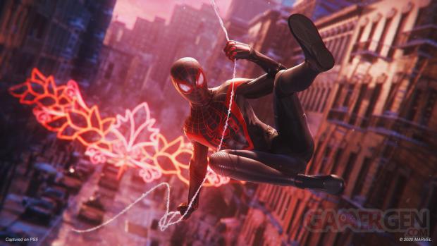 Marvel's Spider Man Miles Morales screenshot 2