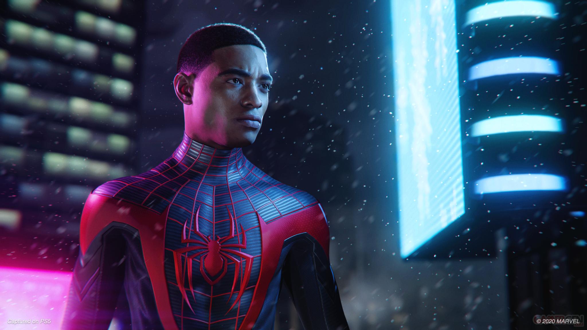 Miles Morales annoncé pour PS5 — Marvel's Spider-Man