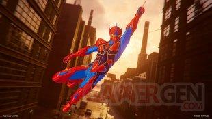Marvel's Spider Man Remastered Arachnid Rider Suit
