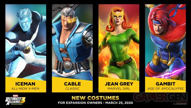 Marvel Ultimate Alliance 3 The Black Order 01 23 03 2020