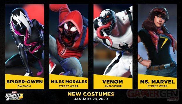 Marvel Ultimate Alliance 3 The Black Order 30 01 2020