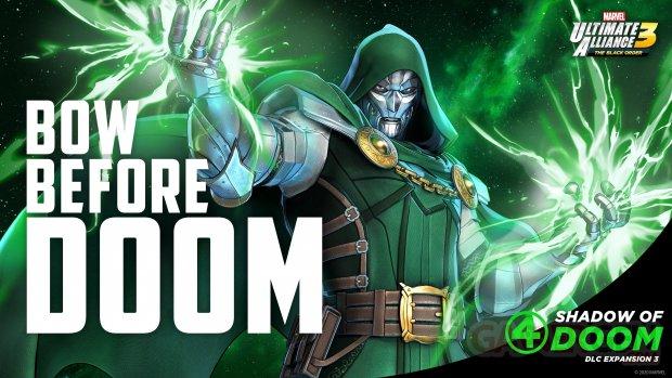 Marvel Ultimate Alliance 3 The Black Order Fantastic Four Shadow of Doom pic
