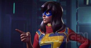 Marvel Ultimate Alliance 3 The Black Order Miss Marvel head