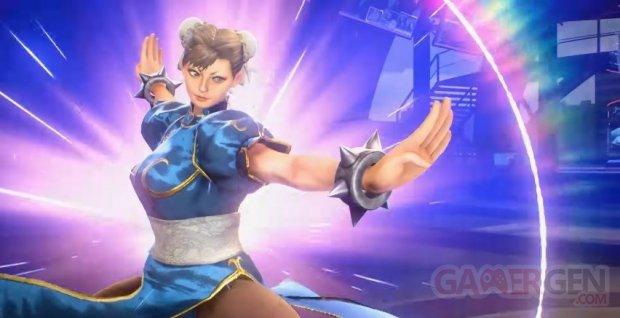 Marvel vs Capcom Infinite Chun li head