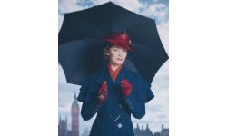 Mary Poppins Returns poster head