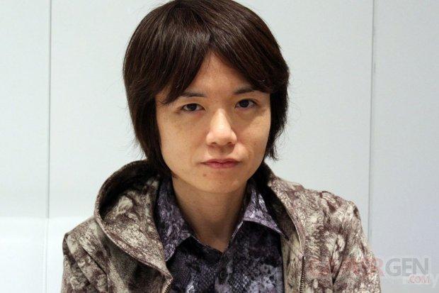 Masahiro Sakurai 12 03 2018