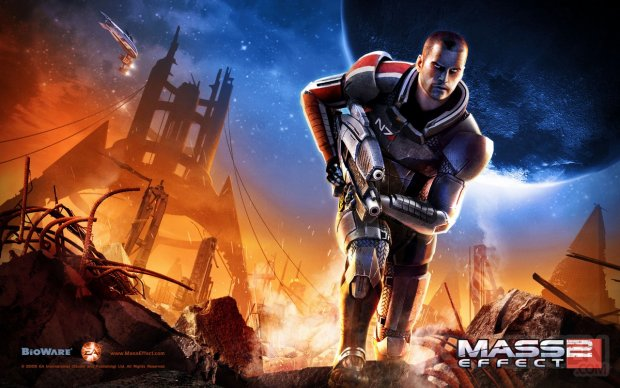 Mass Effect 2 fond bg