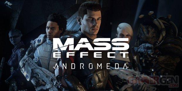 Mass Effect Andromeda head
