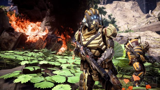 Mass Effect Andromeda Launch Screenshots (19)