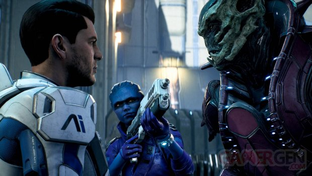 Mass Effect Andromeda Launch Screenshots (8)