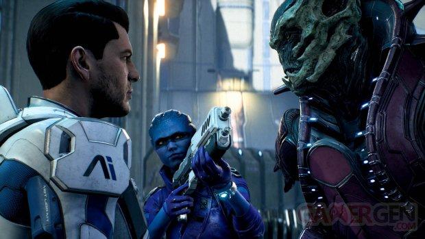 Mass Effect Andromeda Launch Screenshots (8)