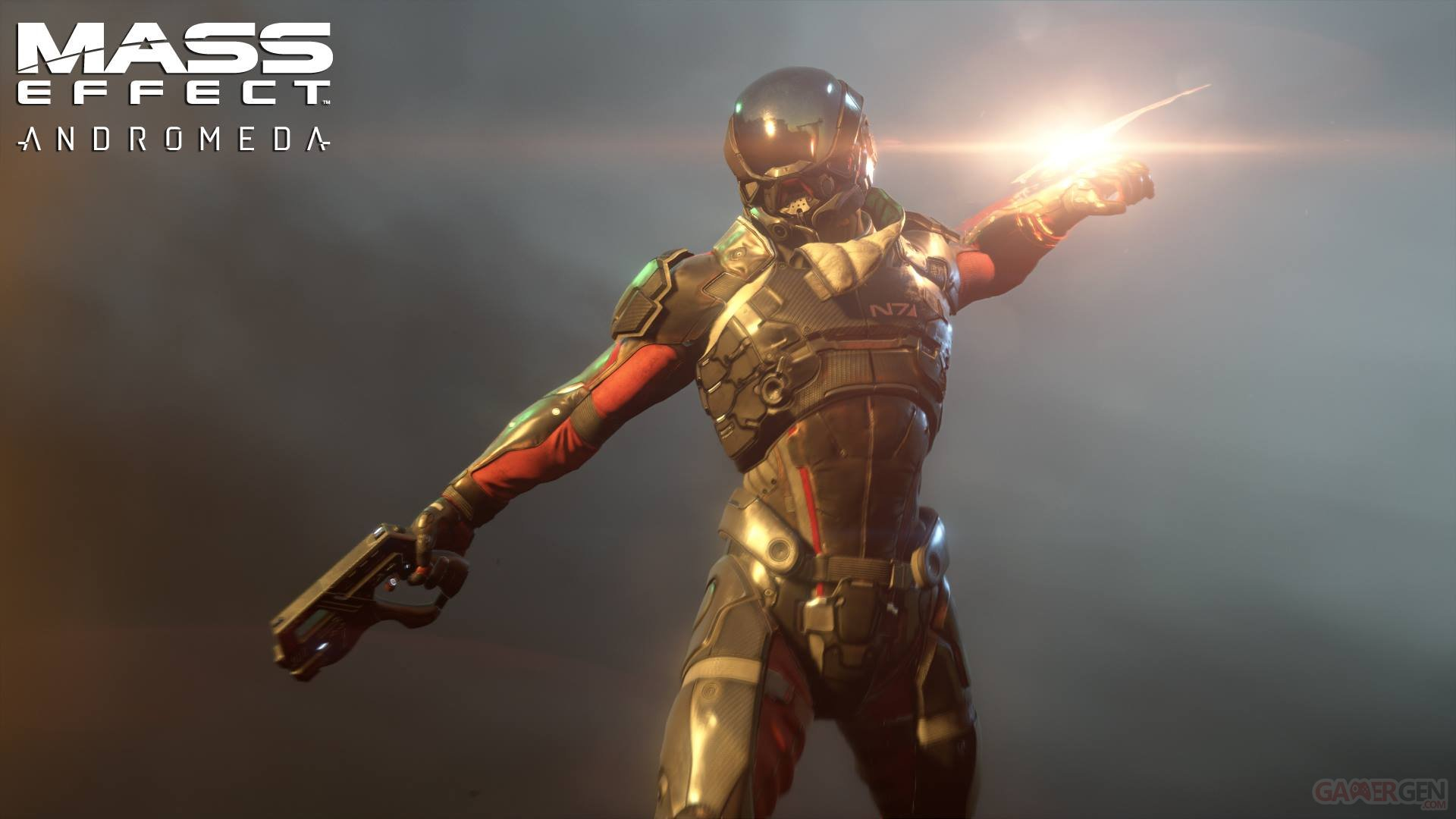 Mass Effect Andromeda repoussé à début 2017