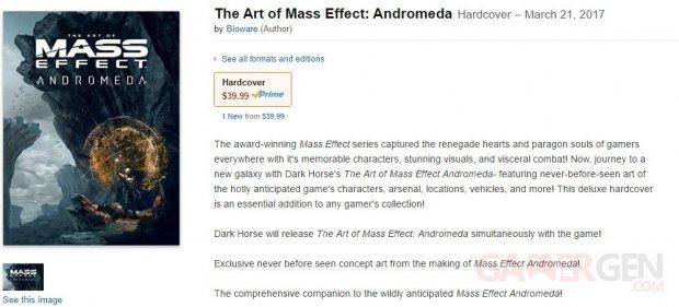 Mass Effect date de sortie fuite