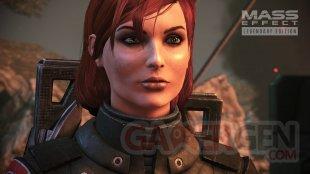 Mass Effect Édition Légendaire Comparaison Shepard 01