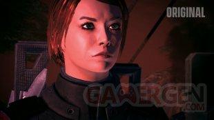 Mass Effect Édition Légendaire Comparaison Shepard 02