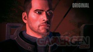 Mass Effect Édition Légendaire Comparaison Shepard 04