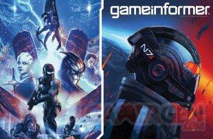 Mass Effect Edition Légendaire GameInformer 02 02 02 2021