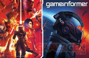 Mass Effect Edition Légendaire GameInformer 03 02 02 2021
