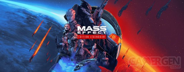 Mass Effect Edition Legendaire Jaquette Générateur Test