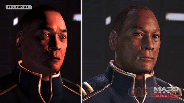Mass Effect Legendary Edition Édition Légendaire comparaison 1