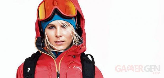 Matilda Rapaport Steep Ski
