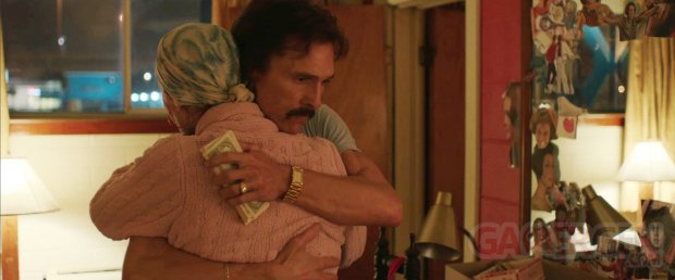 Matthew McConaughey dans Dallas Buyers Club