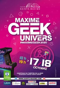 maxime geek univers 2020