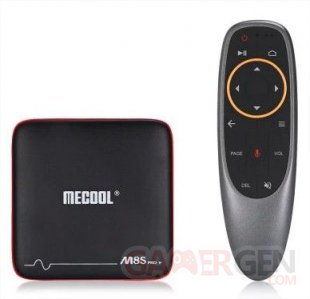 mecool m8s pro