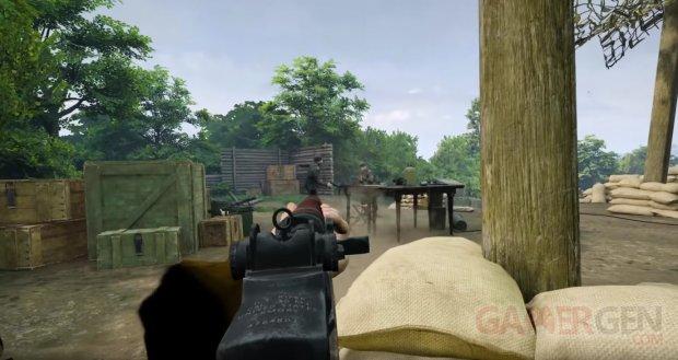 Medal of Honor Above and Beyond Oculus Rift Platform