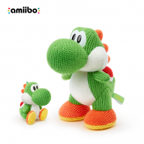 Mega amiibo Yoshi 1