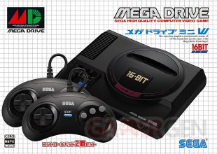 Mega Drive Mini Images console (2)