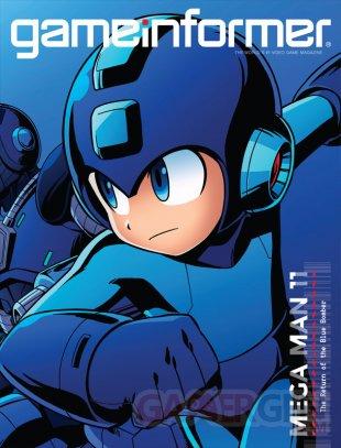 Mega Man 11 GameInformer cover 01 04 12 2017