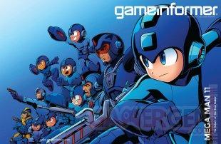 Mega Man 11 GameInformer cover 02 04 12 2017