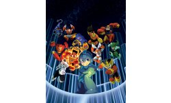 Mega Man Legacy Collection 08 06 2015 art