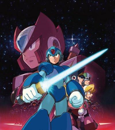 MAJ - Mega Man X Legacy Collection 1 et 2 : au tour de la date de sortie  occidentale d'être dévoilée