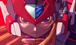 Mega Man ZeroZX Legacy Collection preview image impressions