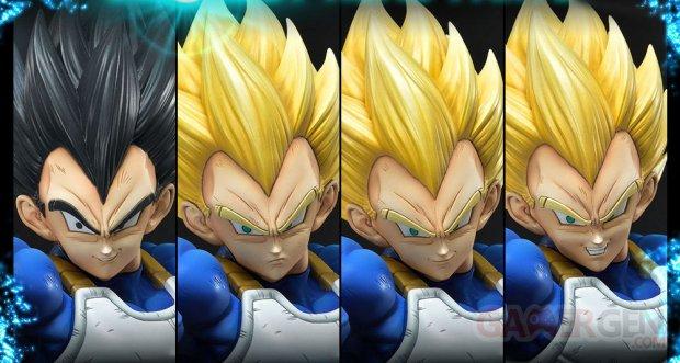 Mega Premium Masterline Dragon Ball Z Super Saiyan Vegeta images