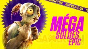 Méga Soldes Epic Games Store 2021 Oddworld Soulstorm