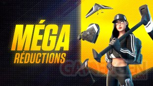 Méga Soldes Epic Games Store 2021 pack Fortnite