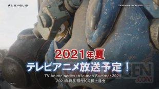 Megaton Musashi anime 26 09 2020