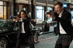 Men in Black International picture set