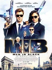 Men In Black International Poster Affiche