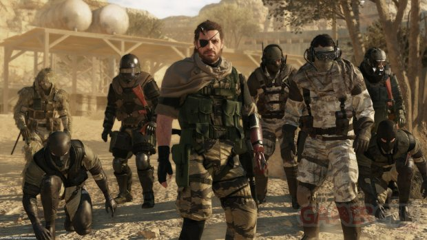 Metal Gear Online Phantom Pain V  (3)