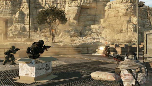 Metal Gear Online Phantom Pain V  (4)
