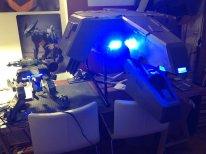 Metal Gear REX cosplay 19