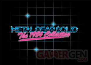 Metal Gear Solid 1984 Collection 1