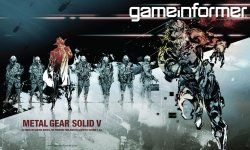 Metal Gear Solid V 04 02 2014 cover Game Informer
